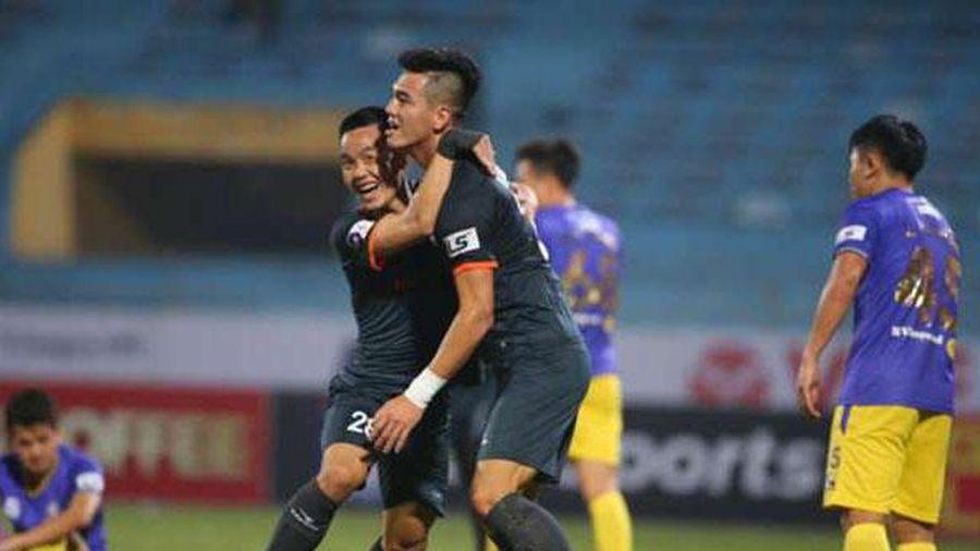 Bình Dương được thưởng nóng 1 tỷ đồng sau trận thắng Hà Nội FC