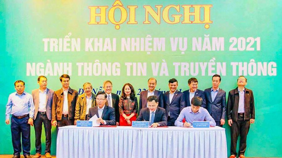 Đà Nẵng: Thí điểm triển khai chuyển đổi số cho cấp xã phường
