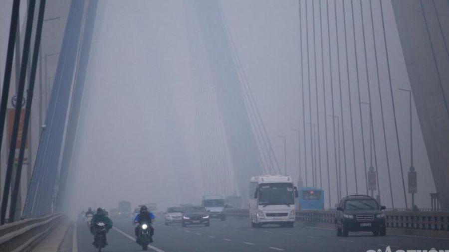 Dự báo thời tiết hôm nay 23/1: Hà Nội ô nhiễm nhất về đêm và sáng sớm