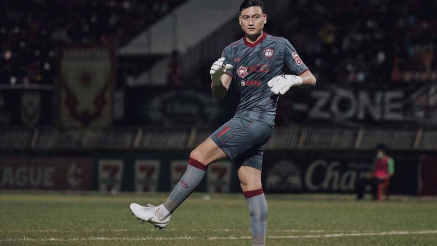 Giữa ồn ào tại đội bóng Thái Lan, Đặng Văn Lâm bất ngờ được vinh danh