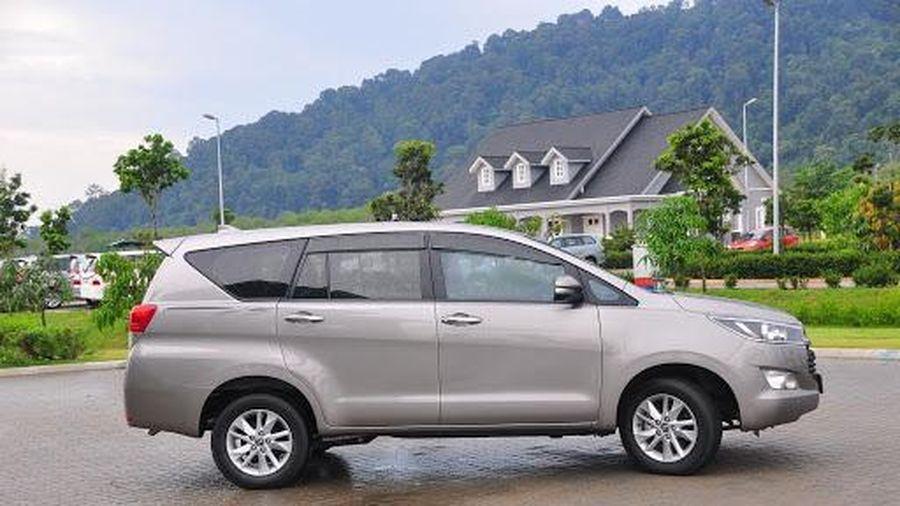Lỗi bơm xăng, Toyota Việt Nam triệu hồi gần 11.700 xe