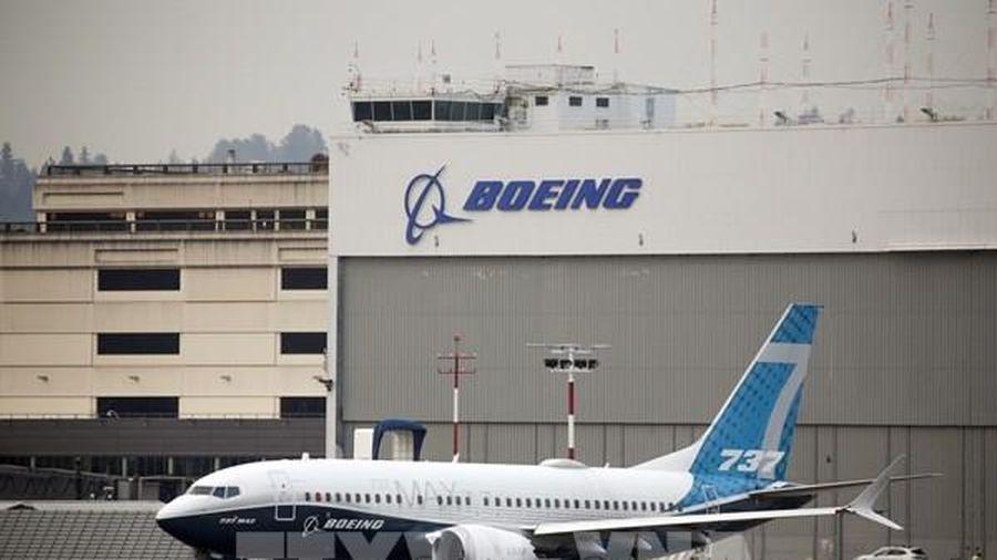 Boeing cam kết đưa ra máy bay thương mại dùng 100% nhiên liệu bền vững
