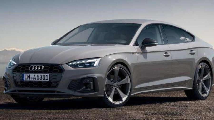 Audi A5 Sportback 2021 thêm động cơ hybrid, giá từ 2 tỷ đồng