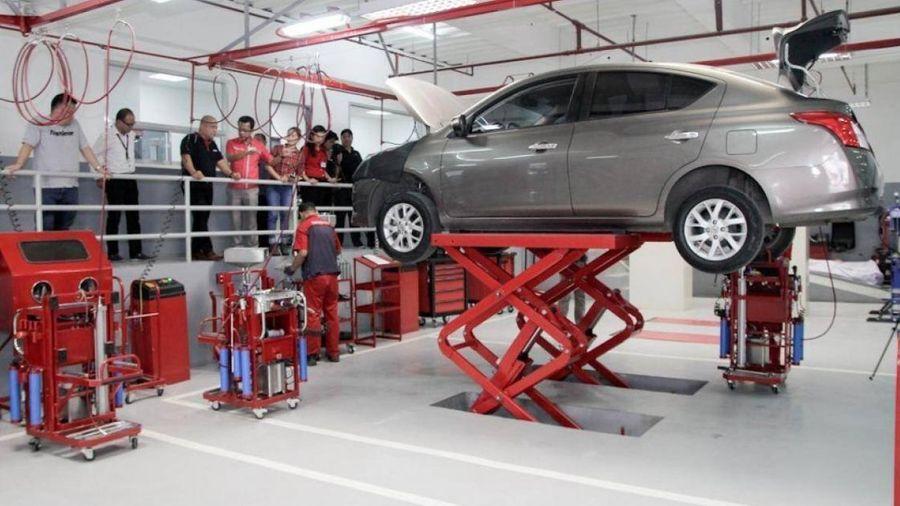 Nissan đóng cửa hoạt động lắp ráp ô tô ở Philippines