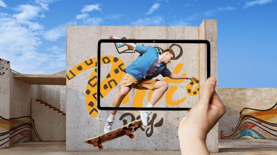 Huawei giới thiệu bộ đôi MatePad và MatePad T10s tại Việt Nam