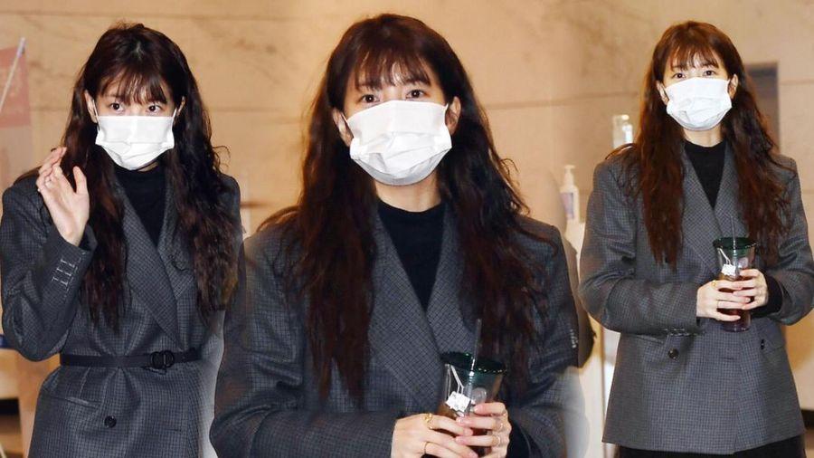Bae Suzy gây tá hỏa với vóc dáng xồ xề như con lật đật