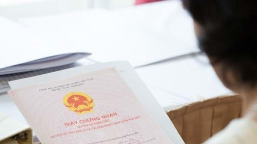 Thủ tục sang tên sổ đỏ nhanh tại Hà Nội năm 2021