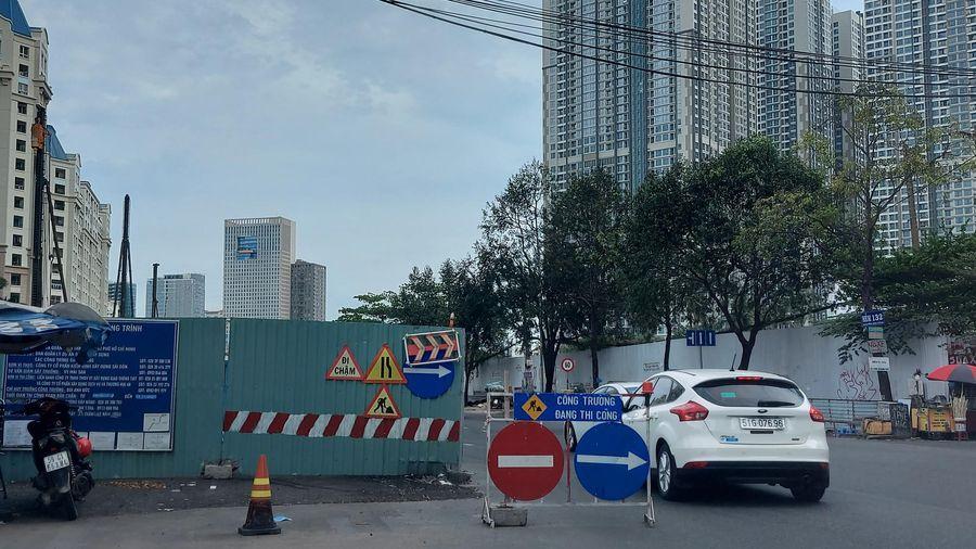 Từ ngày 23 tháng Chạp yêu cầu dừng thi công các công trình đào đường