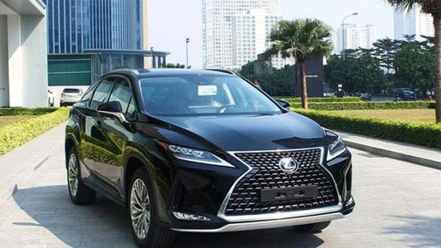 Triệu hồi hơn 1.344 xe hạng sang Lexus bán tại Việt Nam