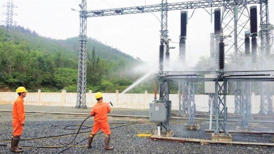 PC Quảng Bình: Tiếp tục nâng cao hiệu quả trong công tác vệ sinh nước áp lực cao