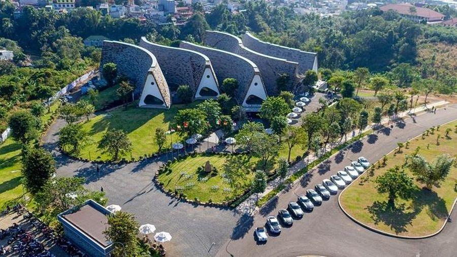 Trung Nguyên Legend chính thức khai trương vườn Zen Garden