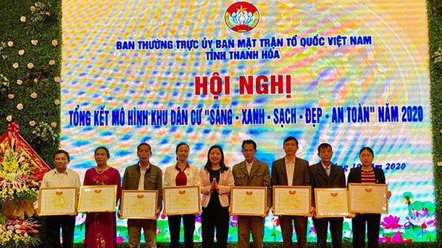 Phát huy vai trò MTTQ trong thực hiện Cuộc vận động 'Toàn dân đoàn kết xây dựng nông thôn mới, đô thị văn minh'