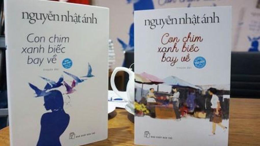 'Con chim xanh biếc bay về' Bước chuyển mình của Nguyễn Nhật Ánh