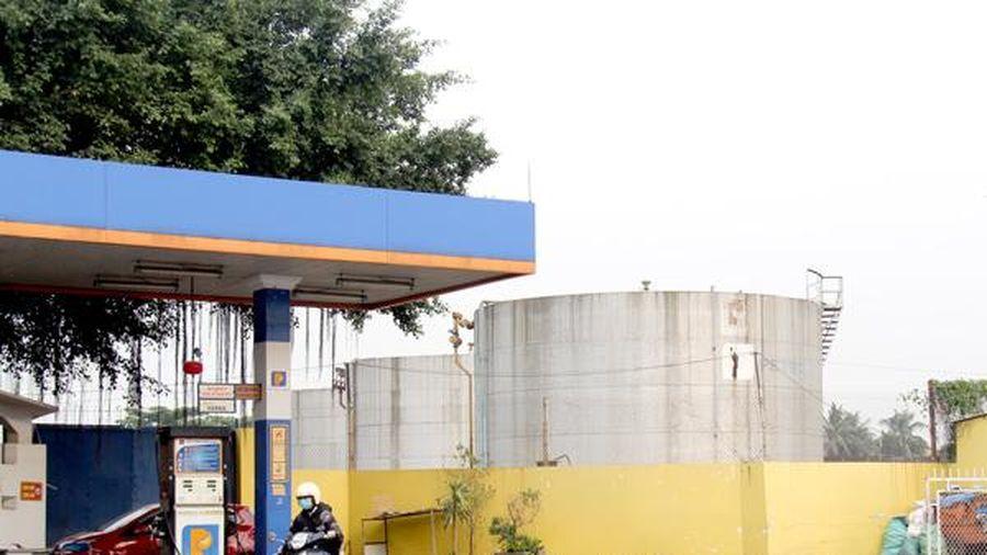 Gỡ vướng mắc liên quan đến quy hoạch phát triển hệ thống kho dự trữ xăng dầu