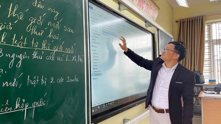 Chuyển đổi số trong giáo dục Quảng Ninh: Biến thách thức thành cơ hội