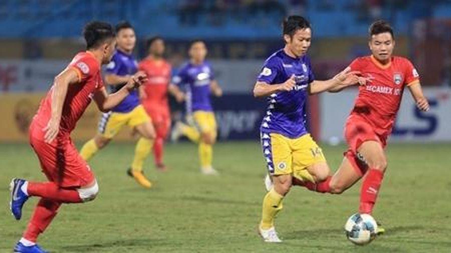 Vòng 2 V.League 2021: Hà Nội trước áp lực có điểm