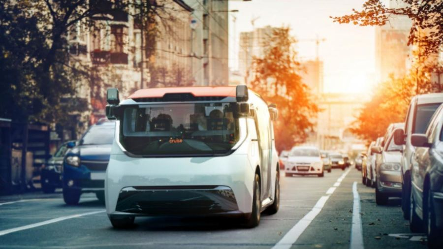 GM, Cruise hợp tác cùng Microsoft phát triển công nghệ xe không người lái