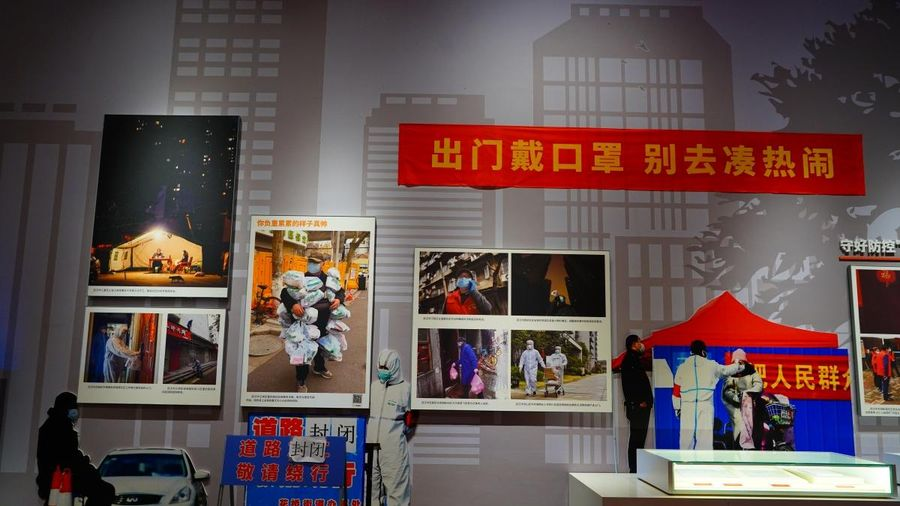 Những hình ảnh và địa điểm liên quan đến Covid-19 đi vào lịch sử ở Vũ Hán