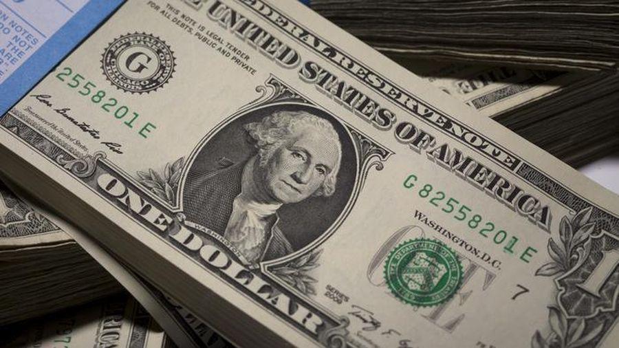 Tỷ giá USD hôm nay 23/1: USD bốc đầu, lấy lại đà tăng