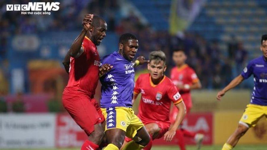 Trực tiếp bóng đá Hà Nội FC vs Bình Dương vòng 2 V-League 2021