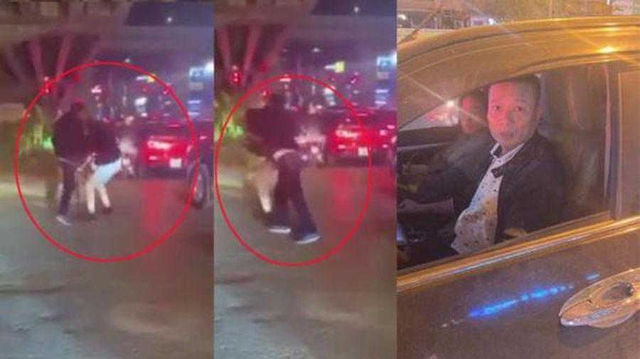 Khởi tố vụ tài xế đánh gãy răng nam thanh niên