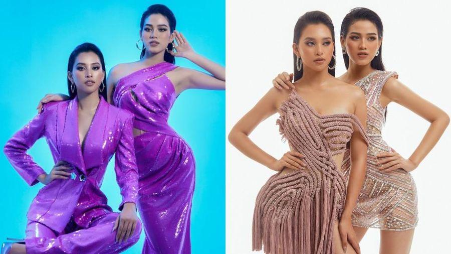 Hoa hậu Tiểu Vy - Đỗ Hà lần đầu đọ sắc trong một khung hình thời trang, thần thái cực đỉnh