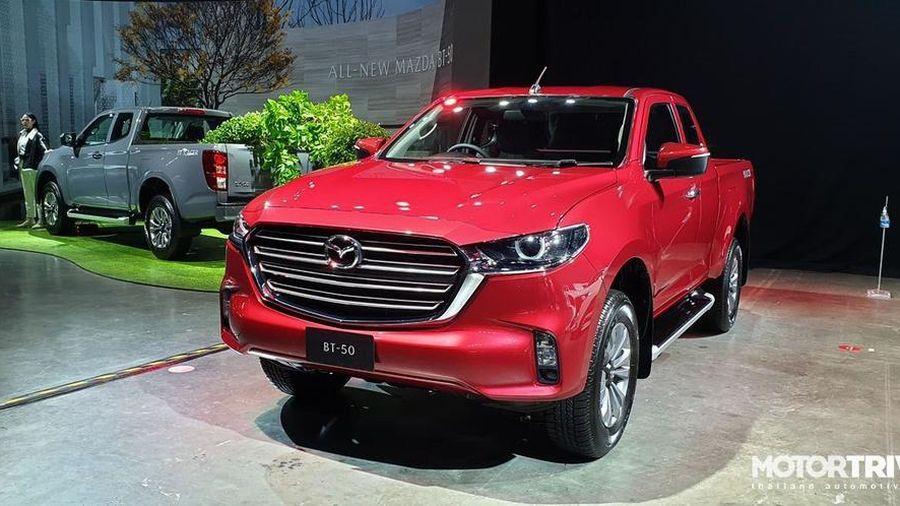 Mazda BT-50 2021: Thay đổi từ trong ra ngoài
