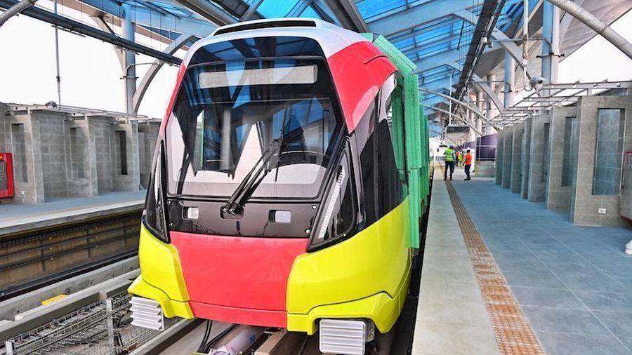 Người dân nói gì về đoàn tàu tuyến metro Nhổn-Ga Hà Nội?