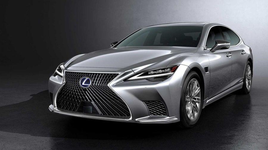 Lexus LS 2021 trình làng: Sang trọng nhưng vẫn đậm chất thể thao