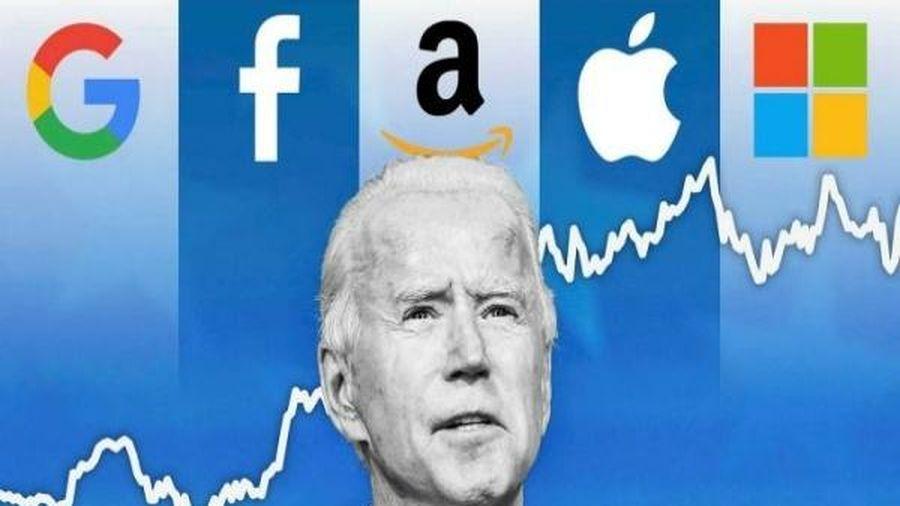Kỷ nguyên Biden khởi đầu sự xáo trộn ở Thung lũng Silicon