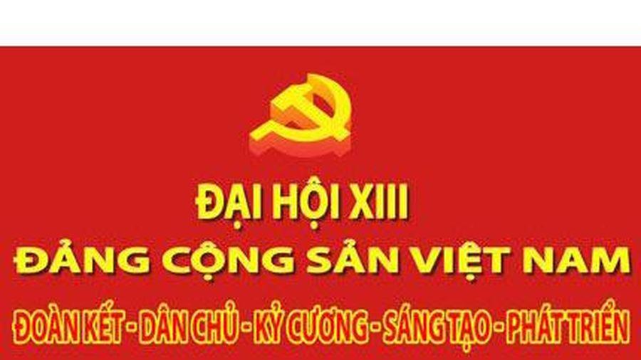 Thông báo của Trung tâm Báo chí Đại hội XIII của Đảng