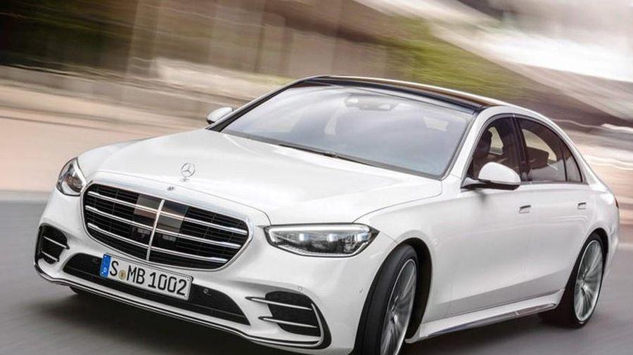 Mercedes-Benz S-Class đời 2021 bị triệu hồi vì lỗi hệ thống lái