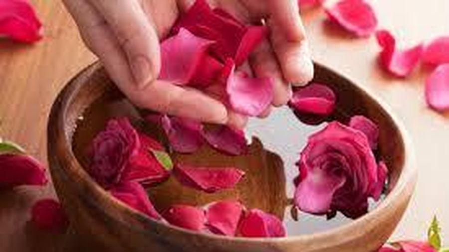 Hoa hồng - sức khỏe và sắc đẹp