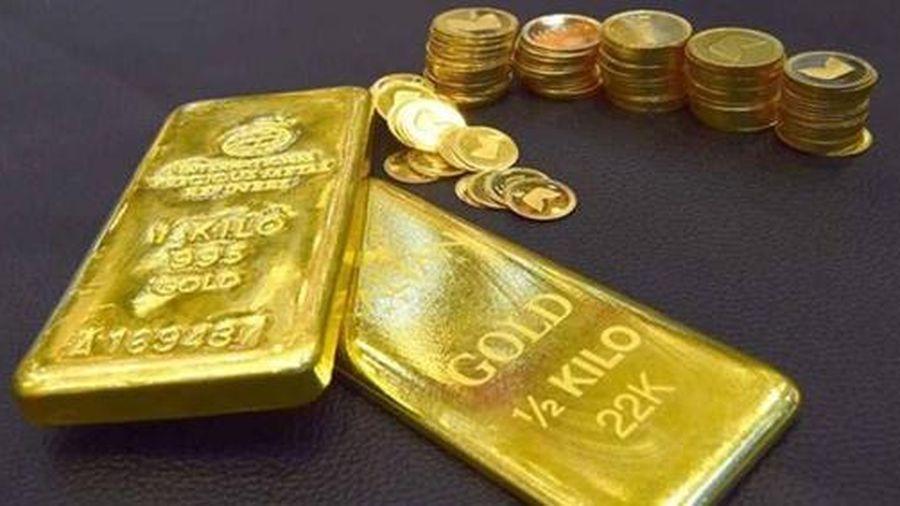 Giá vàng hôm nay 24/1: Một tuần tăng mạnh