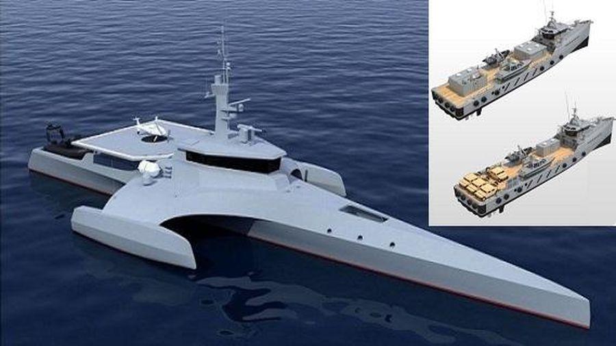 Kỷ nguyên siêu hạm của Hải quân Mỹ kết thúc bởi USV?