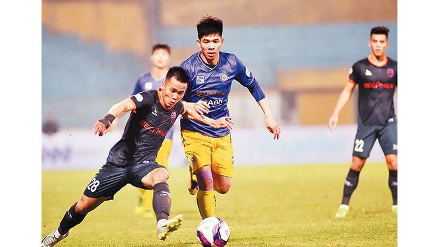 Hà Nội FC thua hai trận liên tiếp