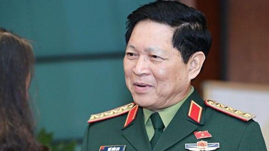 Đại tướng Ngô Xuân Lịch: Phấn đấu từ năm 2030 xây dựng quân đội hiện đại
