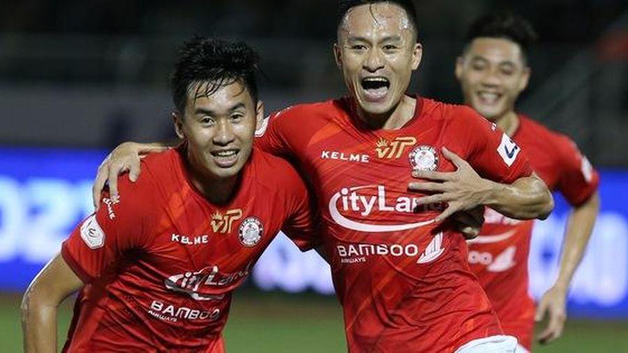 Lee Nguyễn tái xuất, TP HCM thắng trận đầu tiên tại V-League 2021