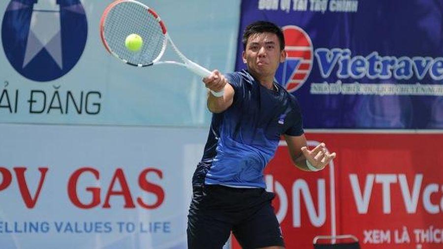 Hoàng Nam tham dự VTF Masters 500 Tây Ninh