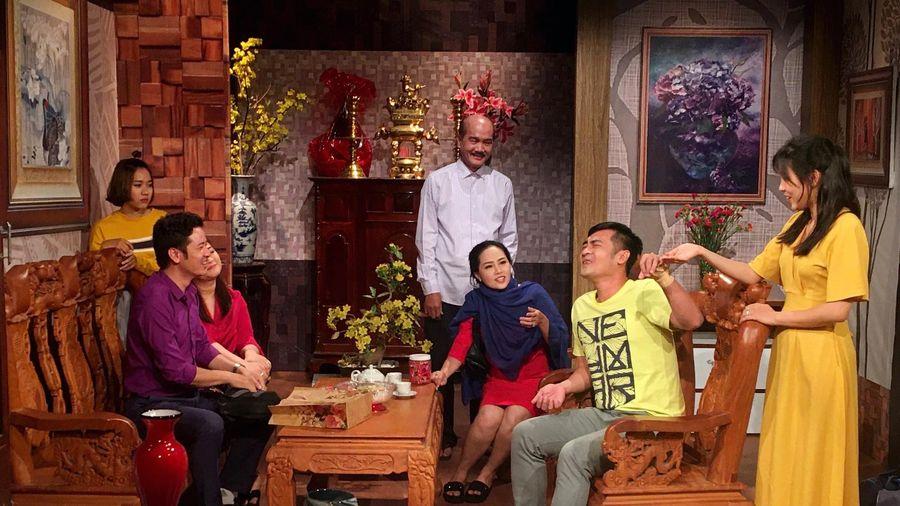 Tìm 'giờ vàng' cho sân khấu truyền hình