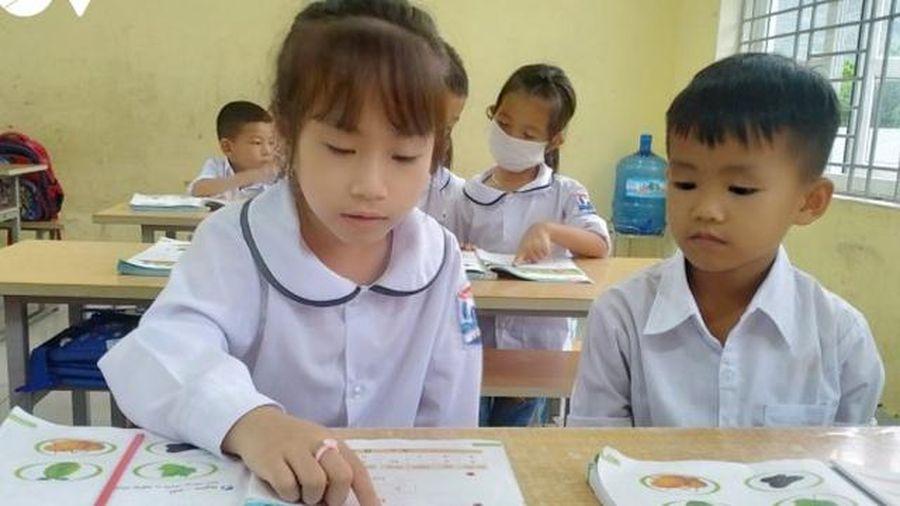 Vào 'guồng' tổ chức dạy học theo chương trình mới