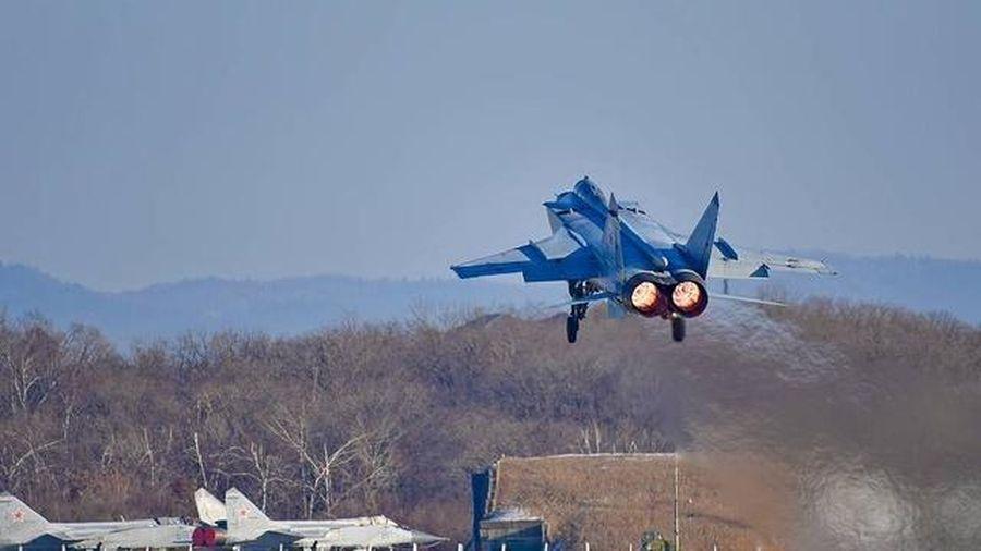Máy bay phản lực MiG-31BM sẽ được nâng cấp ra sao?