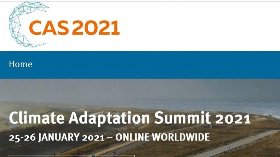 Hội nghị Thượng đỉnh về Thích ứng với Biến đổi khí hậu năm 2021