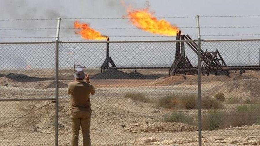 Xuất khẩu dầu của Iraq sang Mỹ tiếp tục giảm trong tuần thứ 2 liên tiếp của tháng Giêng