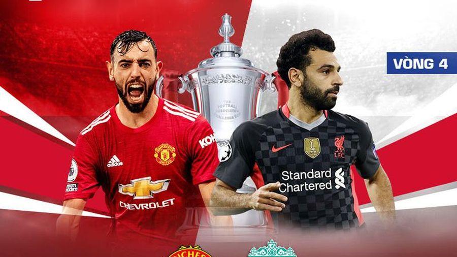 Trực tiếp MU vs Liverpool: Quỷ đỏ giương oai