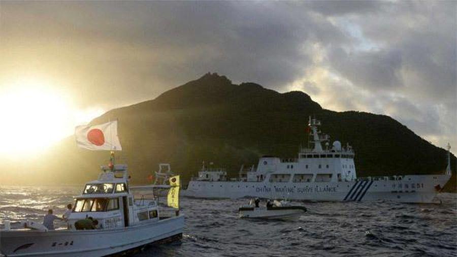 Mỹ cam kết bảo vệ Nhật trong tranh chấp quần đảo với Trung Quốc