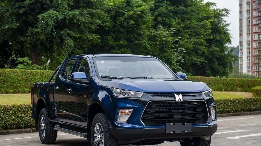 Ra mắt xe bán tải Trung Quốc Qingling to đẹp, giá cực sốc