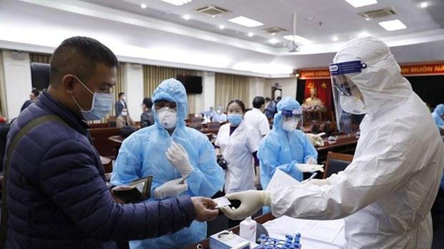 Việt Nam tiếp tục không có thêm ca mắc COVID-19 trong 24 giờ qua