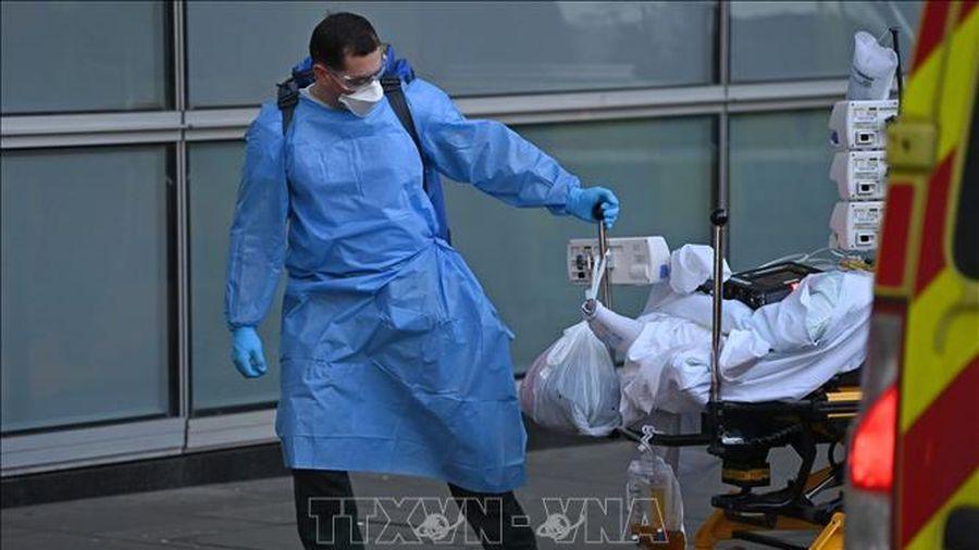 Anh phát hiện 86 ca nhiễm biến thể mới của SARS-CoV-2 từ Nam Phi, Brazil