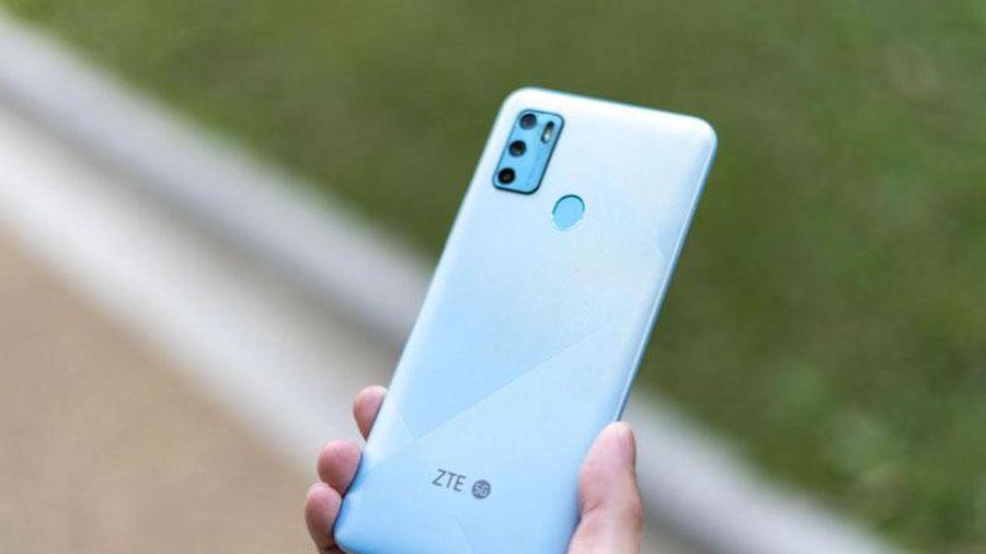 Smartphone 5G, RAM 6 GB, pin 4.000 mAh, giá 5 triệu đồng